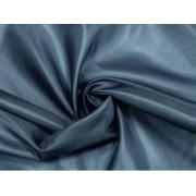 Podšívka polyesterová, šedo modrá,  metráž, látka