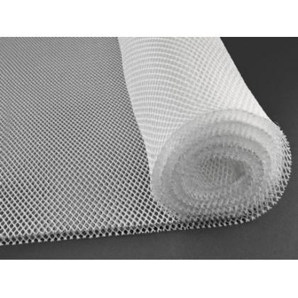 3D distanční síťovina zdravotnická, 20mm čirá, 220 mm šířka, metráž, látky