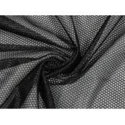 Síťovina černá 75g m2, měkká